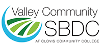 Valley community SBDC logo