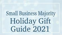 Holiday Gift Guide announcement banner