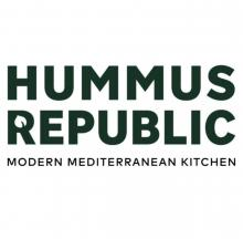 Hummus Republic Logo